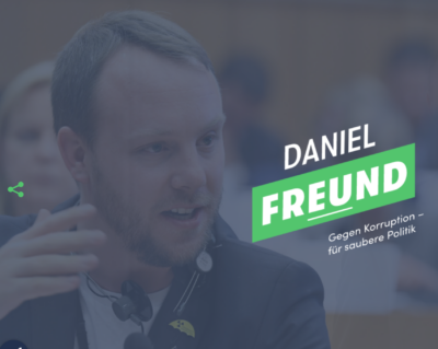 Daniel_Freund_GRÜNER Abgeordneter im Europaparlament